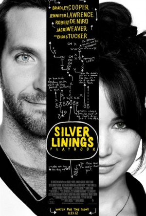 Silver Linings Playbook Film Poster