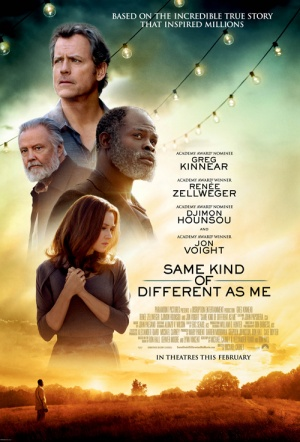 Same Kind of Different as Me Film Poster
