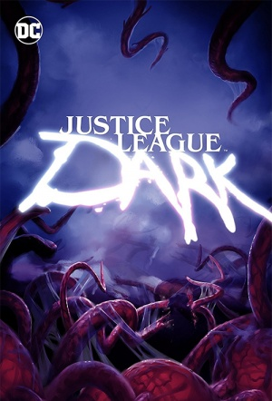 Justice League Dark Film Poster