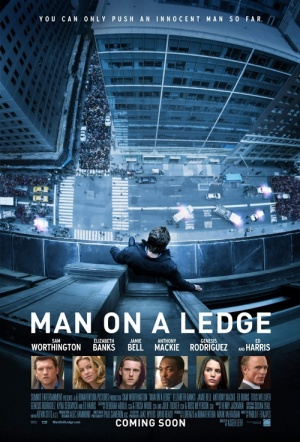 Man on a Ledge Film Poster