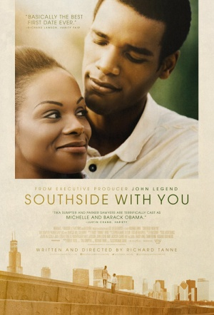 Southside With You Film Poster