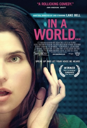 In a World... Film Poster