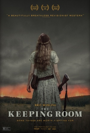 The Keeping Room Film Poster