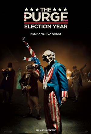 The Purge: Election Year Film Poster