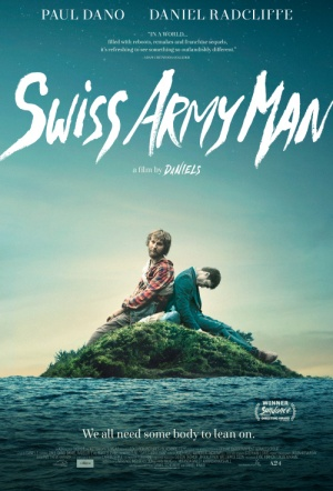 Swiss Army Man Film Poster