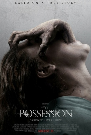The Possession Film Poster