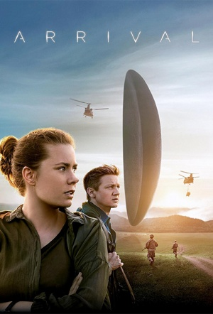 Arrival Film Poster