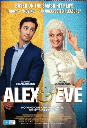 Alex & Eve Film Poster