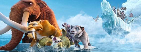 Win 'Ice Age 4: Continental Drift' on DVD
