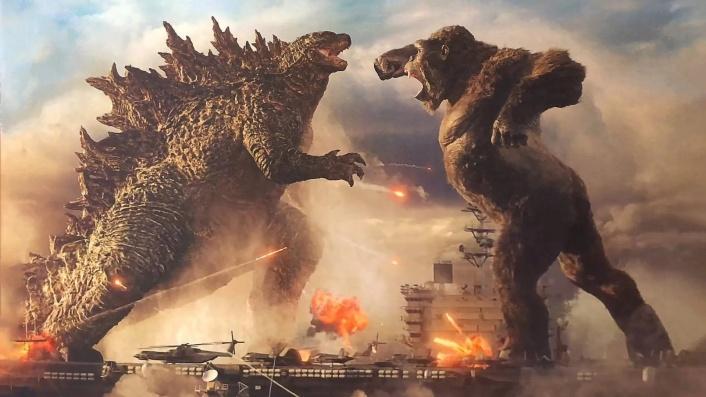 Godzilla vs. Kong 3D