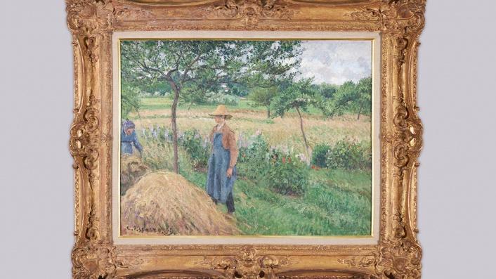 Art on Screen: Secret Impressionists