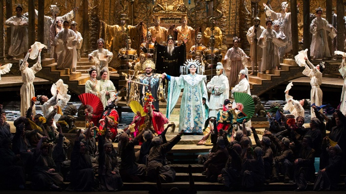 MetOpera: Turandot