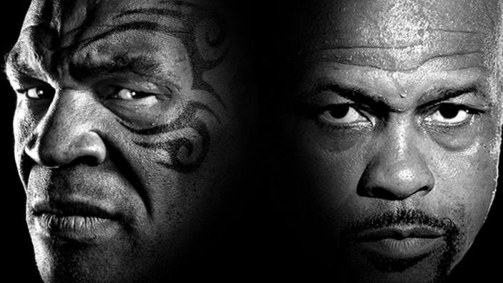 Live Sport: Mike Tyson V Roy Jones Jr