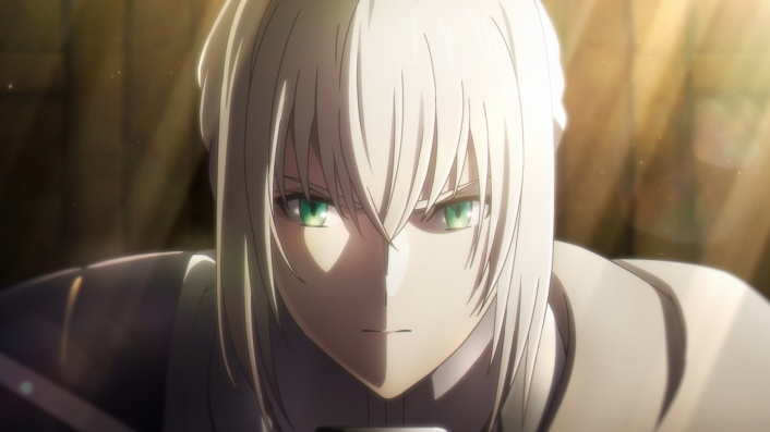 Fate/Grand Order The Movie: Wandering; Agateram