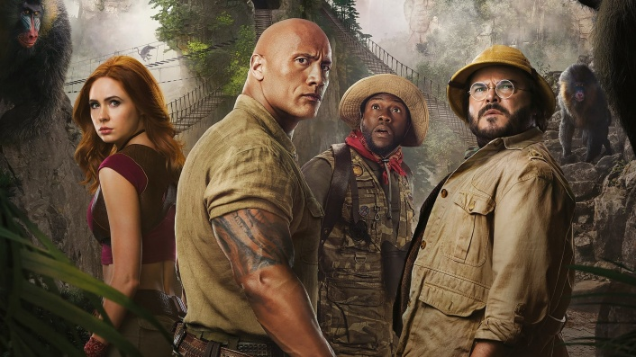 Jumanji 3D: The Next Level