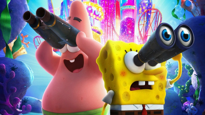 The SpongeBob Movie: Sponge on the Run 3D