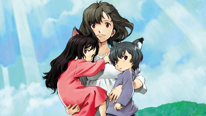 Wolf Children