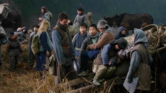 Children of the Silk Road