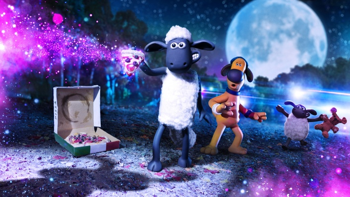Shaun the Sheep Movie: Farmageddon