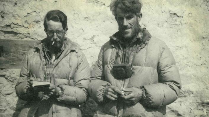 Before Everest
