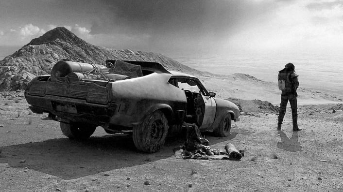 Mad Max: Fury Road (Black & Chrome Edition)