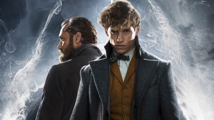 Fantastic Beasts 3D: The Crimes of Grindelwald