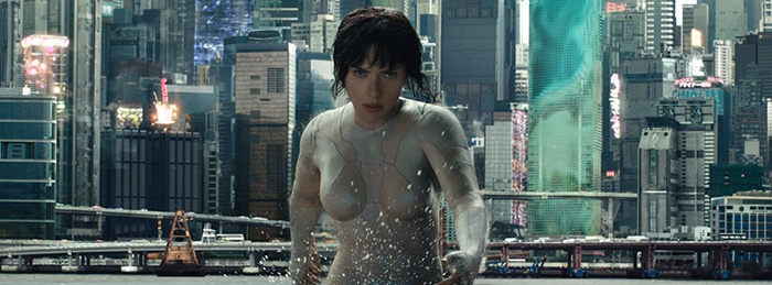 Ghost in the Shell 3D