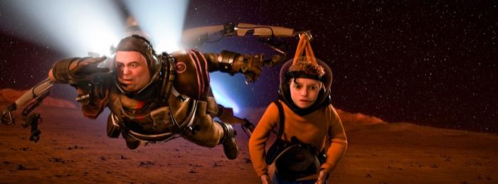Mars Needs Moms! 3D