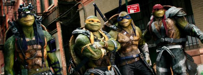 Teenage Mutant Ninja Turtles 2 3D