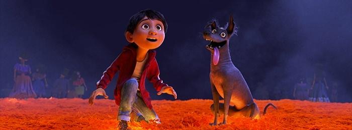 Coco + Olaf's Frozen Adventure