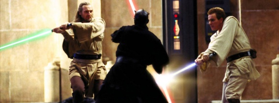 Star Wars: Episode I - The Phantom Menace 3D