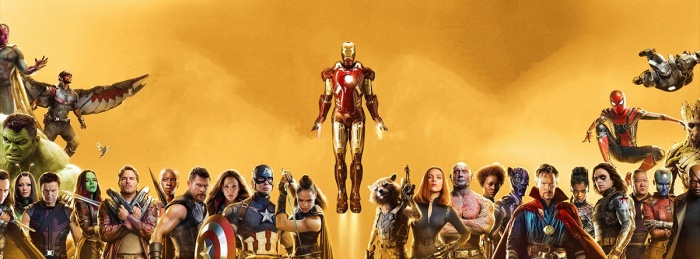 2017-2018 Marvel Movie Marathon - Movie, reviews, trailers