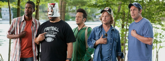 Grown Ups - Available on DVD/Blu-Ray, reviews, trailers - Flicks.co.nz
