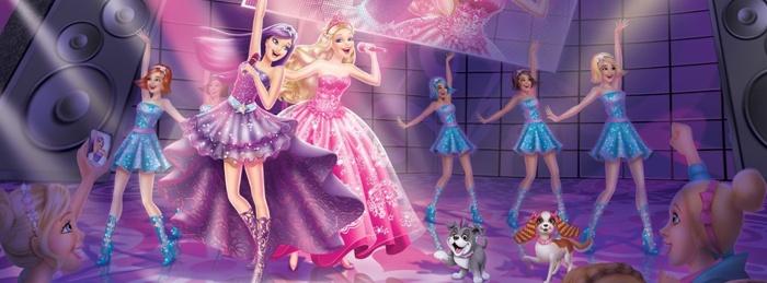 Barbie the princess the popstar movie reviews - Barbie princesse popstar ...