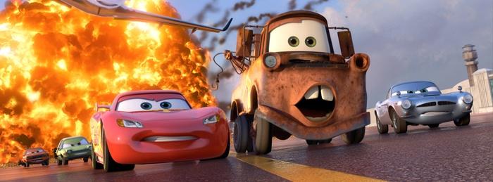 Cars 2 3D