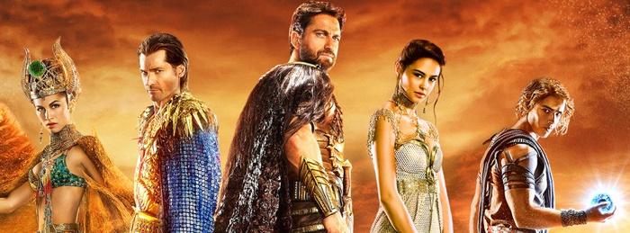 Gods of Egypt 3D