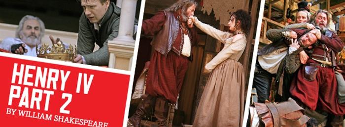 Shakespeare's Globe:  Henry IV Part 2
