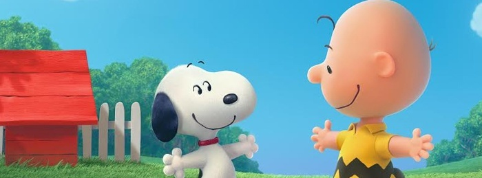 Snoopy and Charlie Brown 3D: The Peanuts Movie