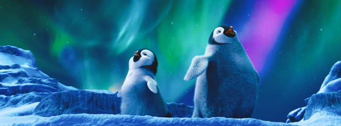 Happy Feet Two 3D