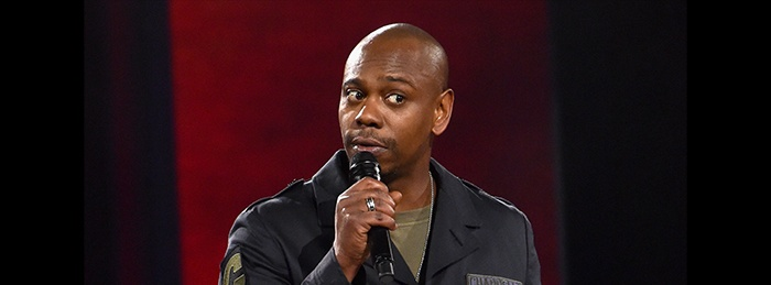 Dave Chappelle: Two Cities, One Event