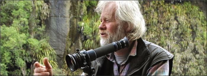 Barefoot Cinema: The Art and Life of Cinematographer Alun Bollinger