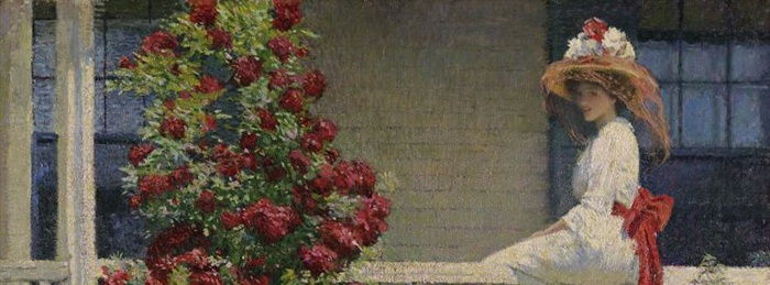 Exhibition on Screen: The Artist's Garden - American Impressionism