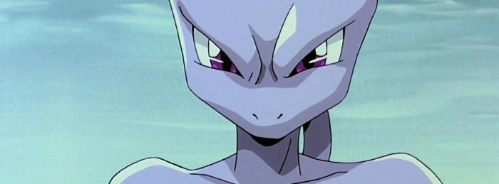 Pokemon Film Mewtu