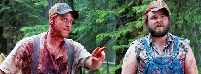 Tucker and Dale vs Evil