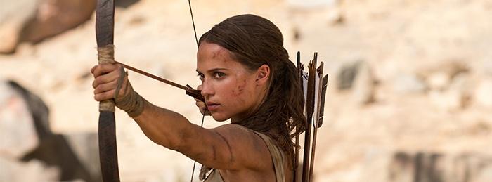 Tomb Raider Heels & Reels