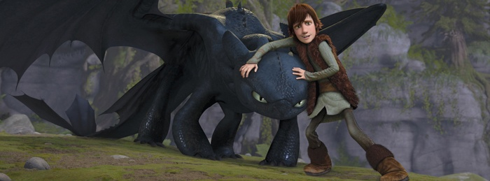 How to Train Your Dragon 3D (2010)