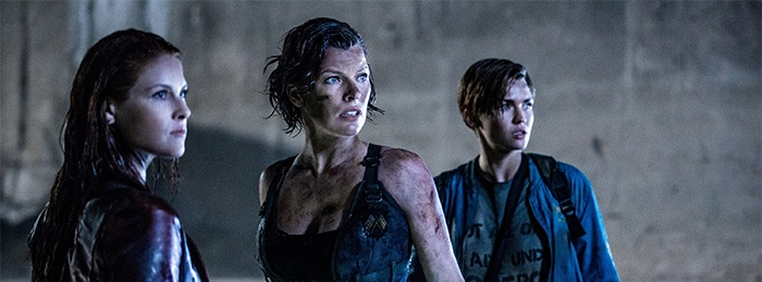 Resident Evil 3D: The Final Chapter