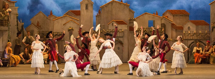 Royal Ballet: Don Quixote