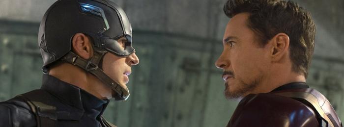 Captain America 3D: Civil War