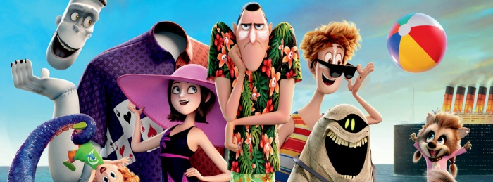 Hotel Transylvania 3 3D: A Monster Vacation